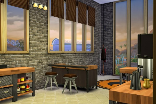 Melissa Sims 4: Daryls House