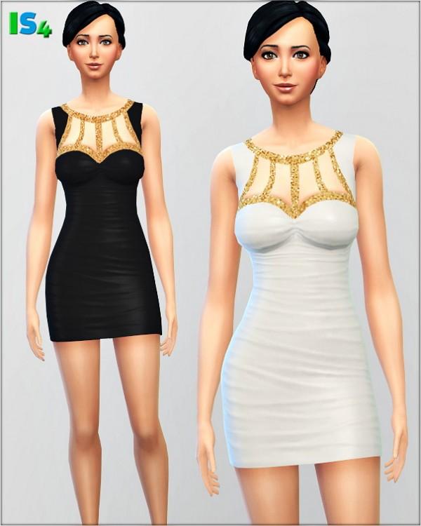 Irida Sims 4: Dress 6 I