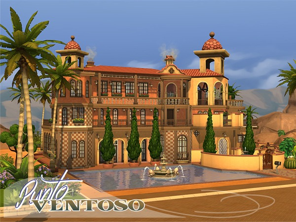 The Sims Resource: Punto Ventoso by fredbrenny