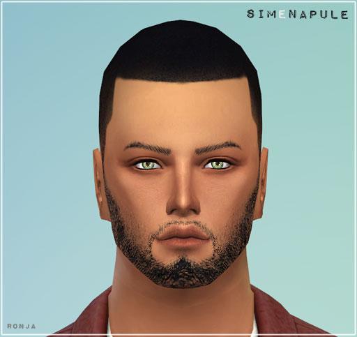 Simenapule: Beard 02