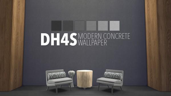 DH4S: Modern concrete walls