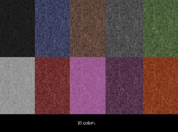 Mod The Sims Textured Indoor Outdoor Carpet Set 10