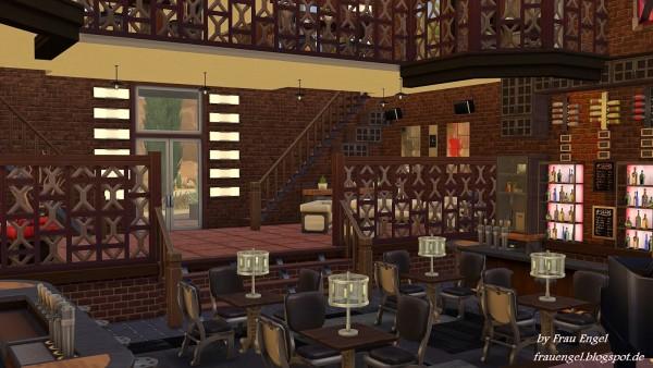 Frau Engel: The Agave Lounge