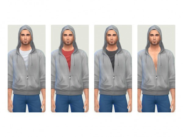 Lumia Lover Sims: Hoodie Redux