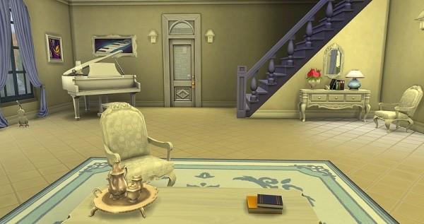 Ihelen Sims: Villa Caliente by Dolkin