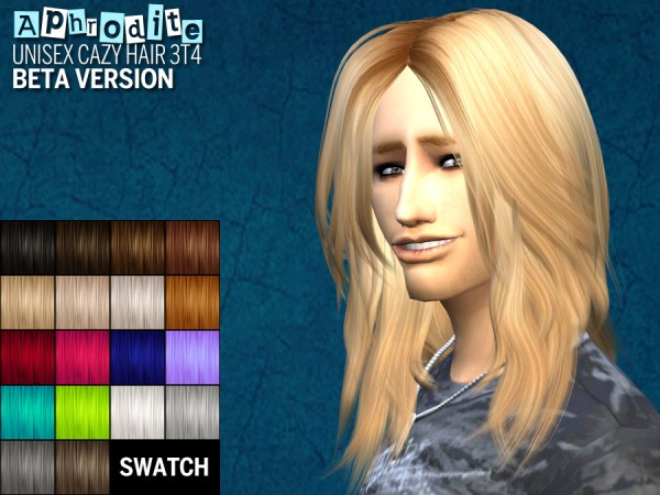 The Path Of Nevermore: Newsea`s Chain reactions and Cazy`s Aphrodite hairstyle converted