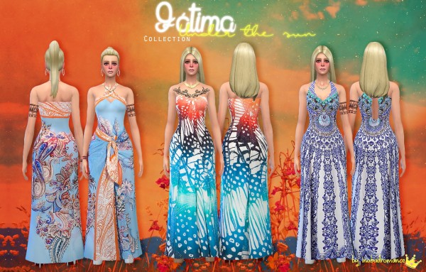 In a bad romance: Under the sun collection