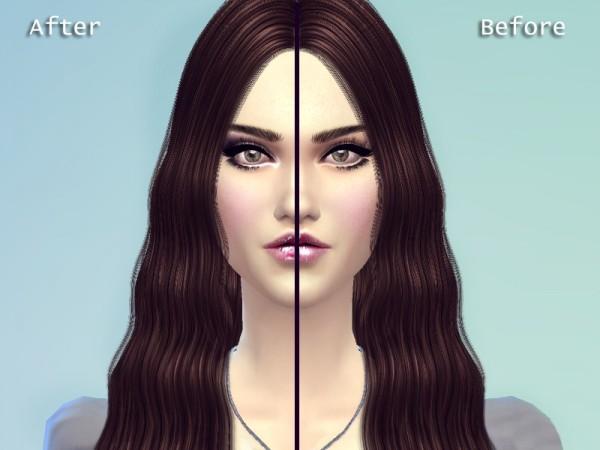 LuxySims: Eyeshadow Nº1