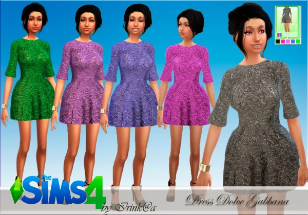 Irinka: New dress