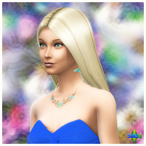 Les Sims 4 Passion: Elisa RICHEMOND