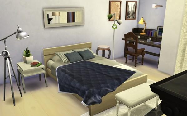In a bad romance: Spanish bedroom
