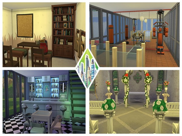 Sims Fans: Little City by M13