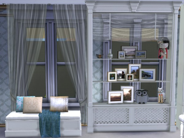 The Sims Resource Power Of Pink Single Bedroom By