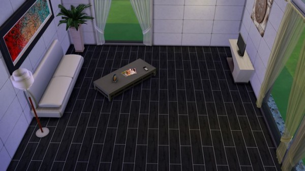 Sims Creativ: Floor wood by HelleN
