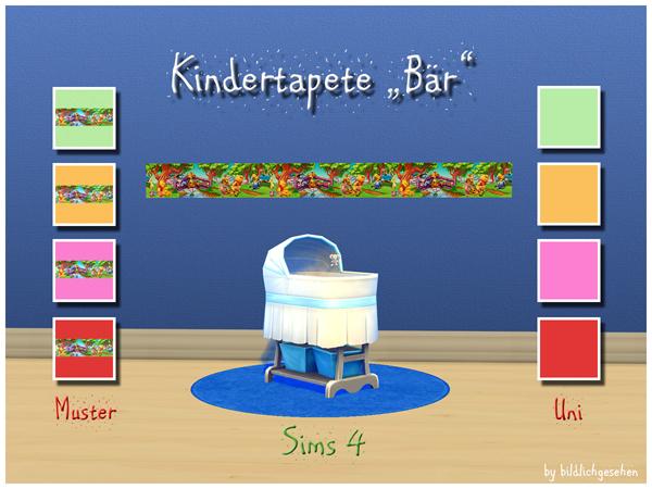 Akisima Sims Blog: Kidsroom walls