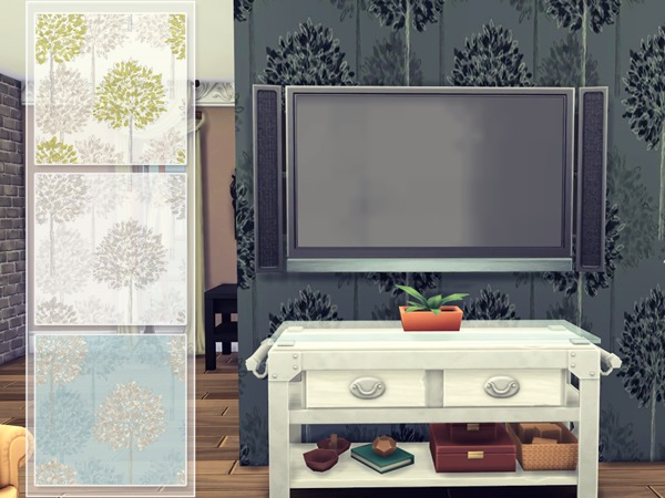 The Sims Resource: Boulevard walls by Odey92