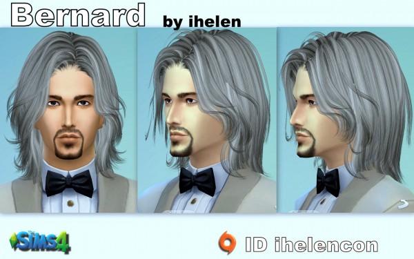 Sims 4 male earrings 8mm
