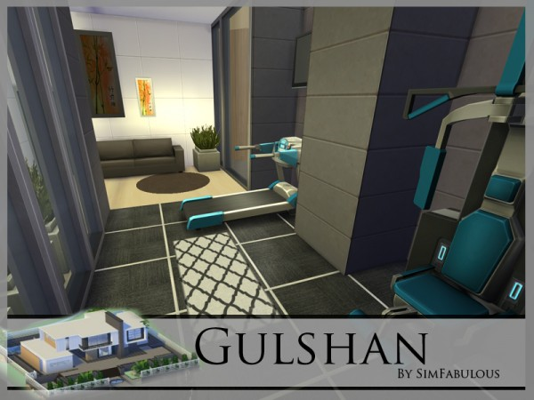 The Sims Resource: Gulshan residential home by SimFabulous