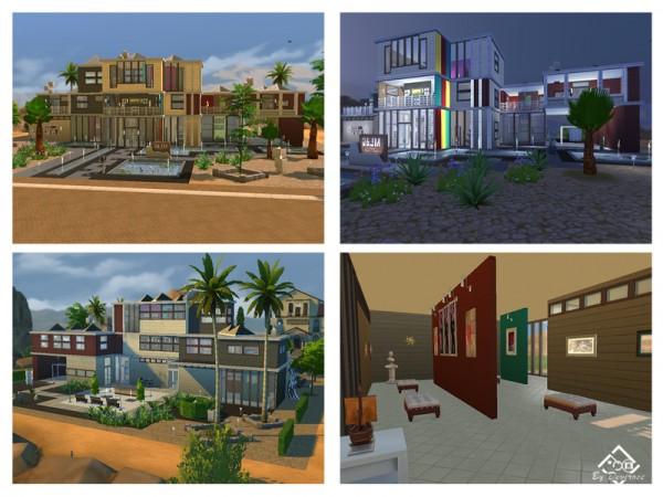 The Sims Resource: Modern Piramid Gallery by Devirose