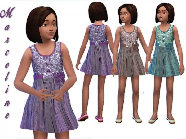 SimControl: Marceline dress by Pilar