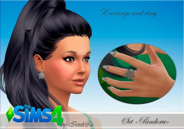 Irinka: Pandora set