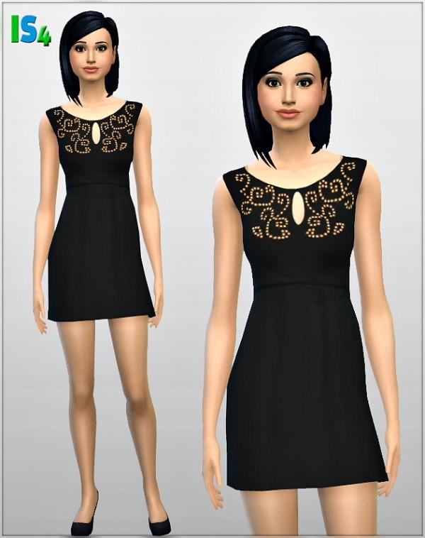 Irida Sims 4: Dress 9 I