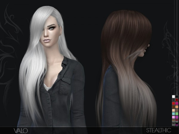 teen girls hair styles the sims resource valo hair by stealthic sims 4 downloads 1652 | 3421