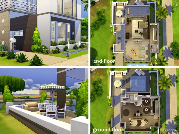 how to download houses from the sims resource