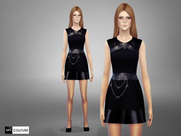MissFortune Sims: ST4R Dress