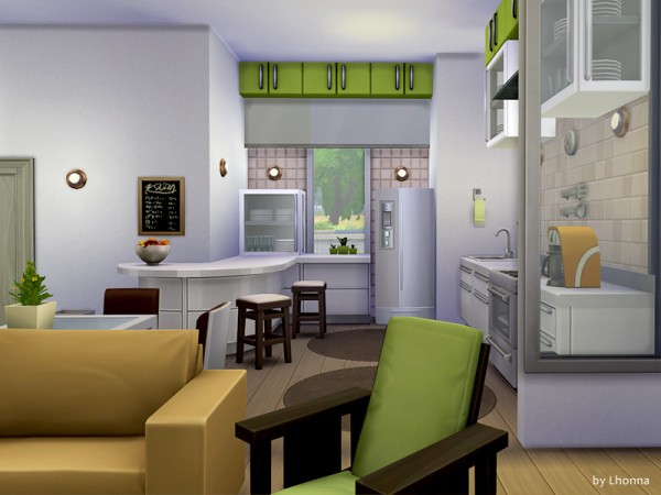 The Sims Resource: Modern Basic by Lhonna