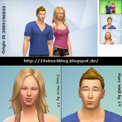 19 Sims 4 Blog: Sindy Meier & Marc Weiß