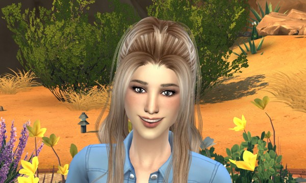 Ihelen Sims: Debra by Ihelen