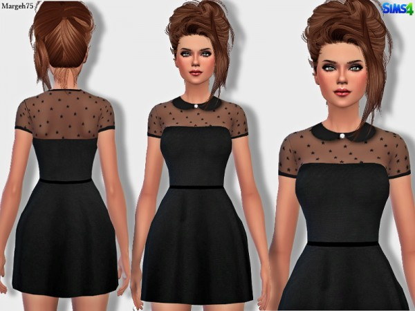 Sims 3 Addictions: Valentino Stars Outfit by Margies Sims