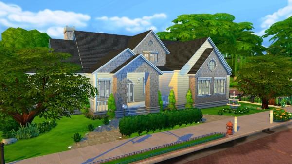 Mod The Sims: Converse All Star for men by bradybrad7