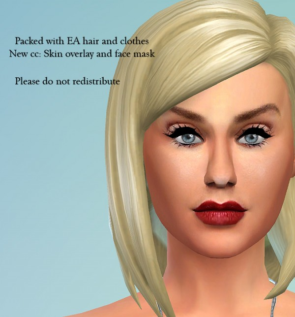 Mod The Sims: Christina Aguilera by Cleos