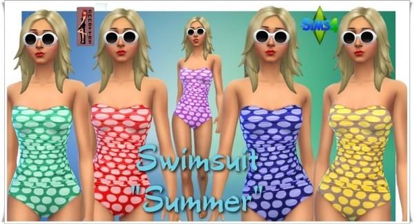 Annett`s Sims 4 Welt: Swimsuit Summer