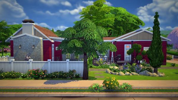 Fezets Corporation: Suburbia residential house