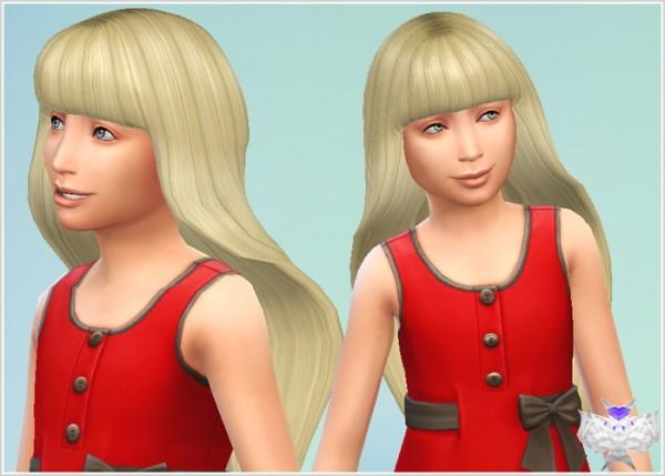 David Sims: Barbie Hair for Child