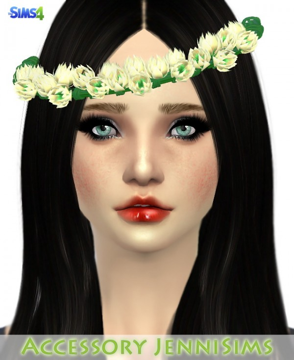 Jenni Sims: Crown