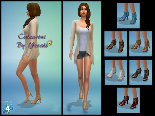 The Sims Resource: Calzaroni by Yecats