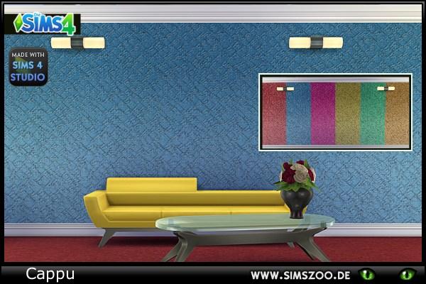 Blackys Sims 4 Zoo: Yvonne walls by Bl;acys Sims Zoo