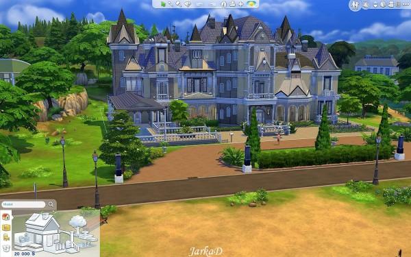 Jarkad Sims 4 Mansion Floressa Sims 4 Downloads