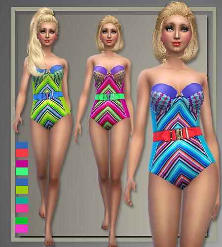 All About Style: Designer swimwear