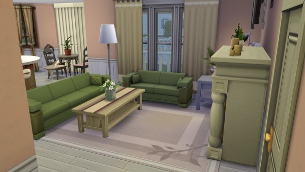 Lacey loves sims: Cumberland Cottage