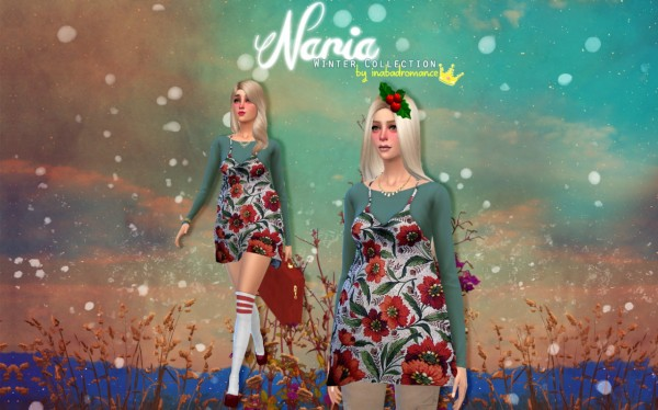 In a bad romance: Naria winter collections