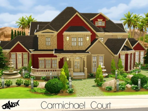 The Sims Resource: Carmichael Court by Jaws3