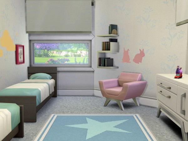 The Sims Resource: Julia by Guardgian
