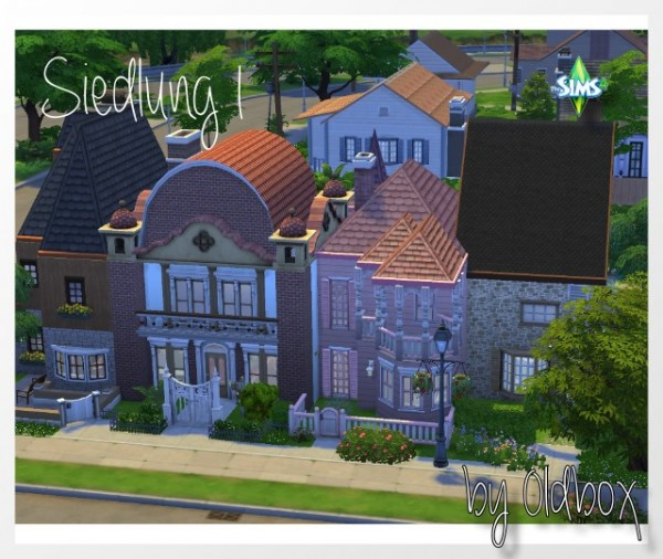 All4Sims: New updates by Oldbox