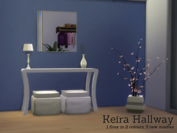The Sims Resource: Keira Hallway by Angela