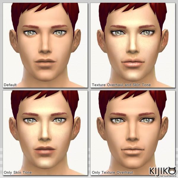 Kijiko: Skin Tones Glow Edition and Skin Texture Overhaul